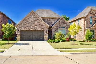 Grapevine Single Family Home For Sale: 4338 Vineyard Creek Drive