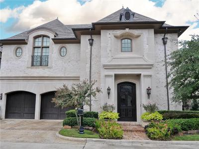 Dallas  Residential Lease For Lease: 7 Bretton Woods Way