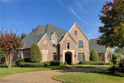 Southlake Single Family Home For Sale: 412 Borders Court