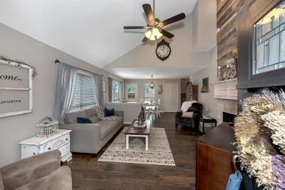 Lewisville Single Family Home Active Option Contract: 2016 Raven Lane
