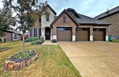 Fate Single Family Home For Sale: 321 Hawks Drive
