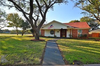 Abilene Single Family Home For Sale: 3601 Ligustrum Drive