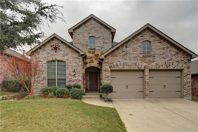 McKinney Single Family Home For Sale: 5121 Birchwood Drive