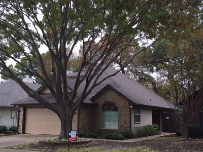 Garland Single Family Home For Sale: 2325 Lacewood Drive