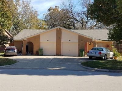 Hurst Multi Family Home For Sale: 612 Billie Ruth Lane