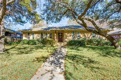 Dallas, Fort Worth Single Family Home For Sale: 10181 Vistadale Drive