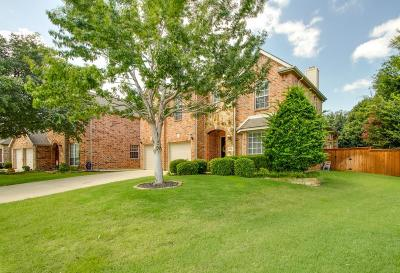 Flower Mound Single Family Home For Sale: 3121 Myrtice Drive