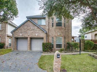 Single Family Home For Sale: 18758 Vista Del Sol