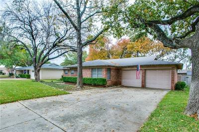Fort Worth Single Family Home For Sale: 1705 Sheffield Place