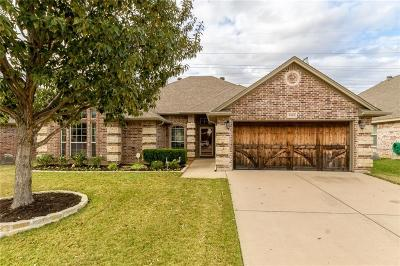 Benbrook Single Family Home Active Option Contract: 5520 Plata Lane