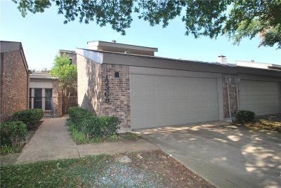 Dallas Townhouse For Sale: 12368 Montego Plaza