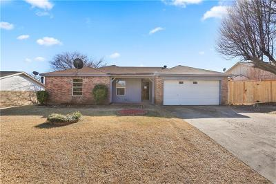 North Richland Hills Single Family Home For Sale: 7009 Hanging Cliff Place