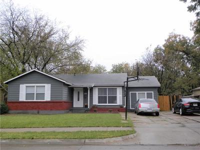 Haltom City Single Family Home For Sale: 4912 Jerri Lane