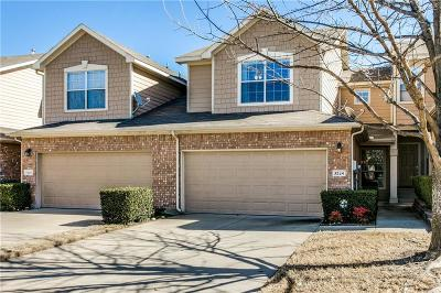 Plano Townhouse For Sale: 3224 Twist Trail
