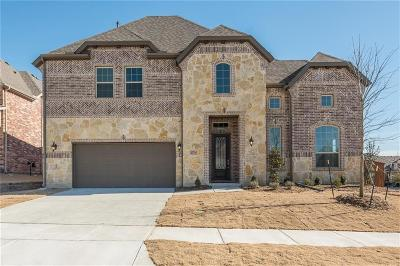 Frisco Single Family Home For Sale: 13714 Gibraltar Lane