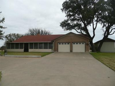 Single Family Home Active Contingent: 10610 N State Highway 108