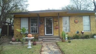 Garland Single Family Home For Sale: 512 Cascade Drive