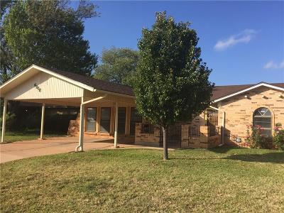 Abilene Single Family Home For Sale: 4818 S 6th Street