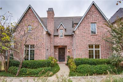 Mckinney Single Family Home For Sale: 805 Cloister Way