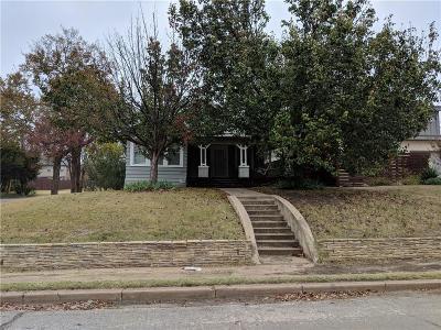 Dallas Single Family Home For Sale: 5903 Prospect Avenue