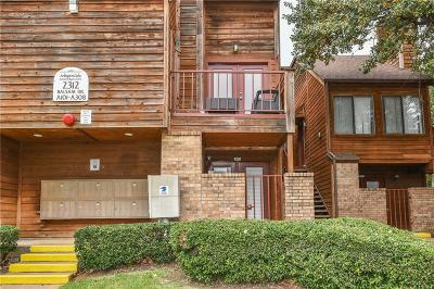 Arlington TX Condo For Sale: $85,000