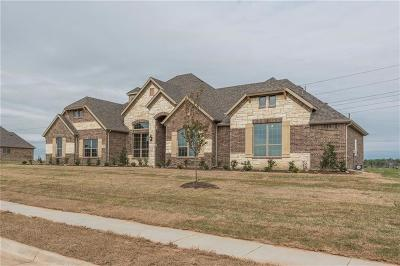 Rockwall Single Family Home For Sale: 808 Abington