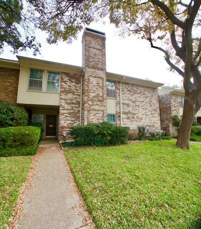 Richardson Single Family Home For Sale: 615 Towne House Lane