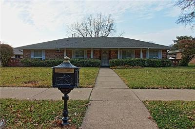 Plano Single Family Home For Sale: 1808 Northcrest Drive