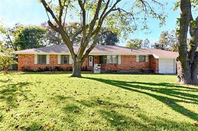 Dallas Single Family Home For Sale: 9525 Marimont Lane