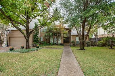Single Family Home For Sale: 5743 Brushy Creek Trail
