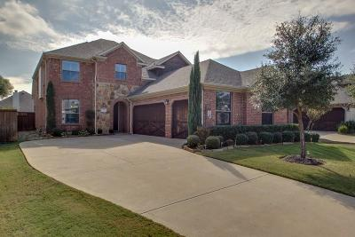 Keller Single Family Home For Sale: 1917 Lewis Crossing Drive