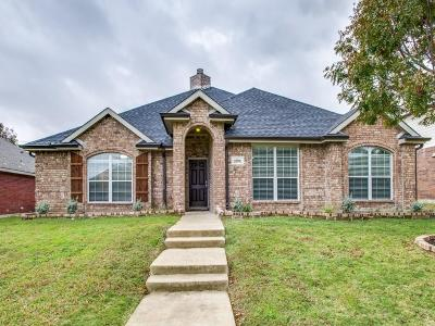 Lewisville Single Family Home For Sale: 1516 Gunnison Trail