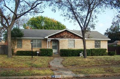 Dallas Single Family Home For Sale: 5810 Gardendale Drive