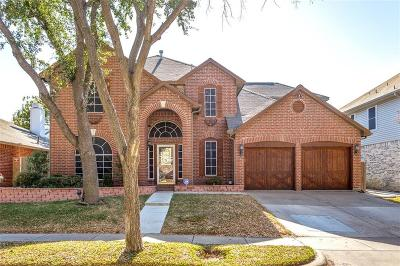 Single Family Home For Sale: 5332 Fort Concho Drive