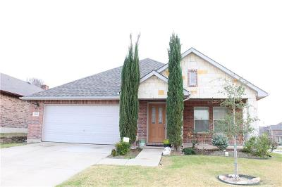 Frisco Single Family Home Active Option Contract: 10519 Keathley Drive