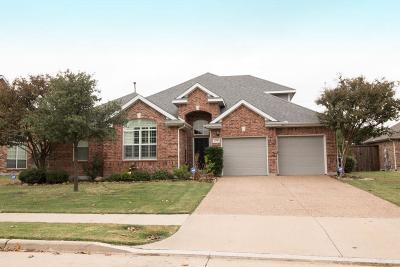 Frisco Single Family Home For Sale: 11700 Chaucer Drive