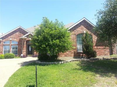 Garland Residential Lease For Lease: 1309 Butterfly Lane