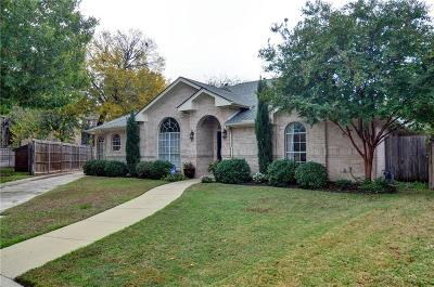 Fort Worth Single Family Home For Sale: 3312 Riverwell Court