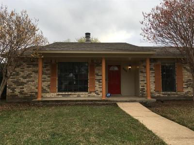 Plano Single Family Home For Sale: 956 Longhorn Drive