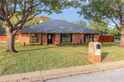 Highland Village Single Family Home For Sale: 155 Desiree Lane