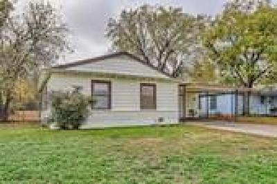 Fort Worth Single Family Home For Sale: 4658 Norris Street