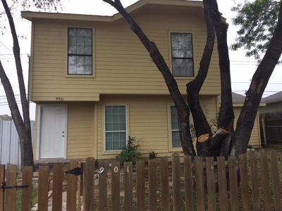 Dallas Single Family Home For Sale: 9901 Hustead Street