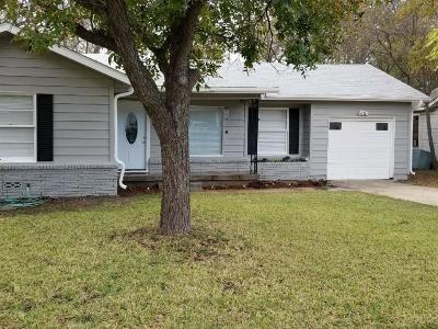 Haltom City Single Family Home For Sale: 3553 Rita Lane