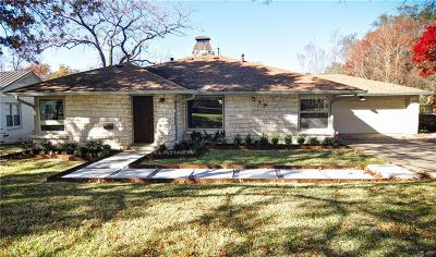 Dallas Single Family Home For Sale: 519 Northlake Drive