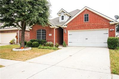 Mckinney Single Family Home For Sale: 2109 Lanshire Drive