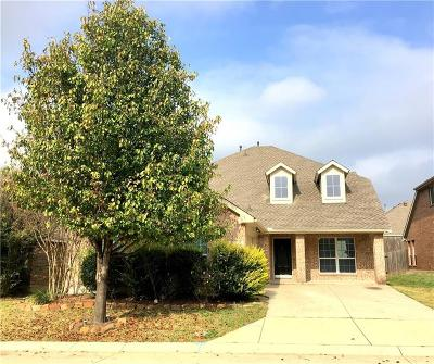 McKinney Single Family Home For Sale: 8012 Riverwalk Trail