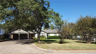 Arlington TX Single Family Home For Sale: $219,500