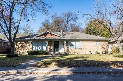 Dallas Single Family Home For Sale: 5131 Ponderosa Way