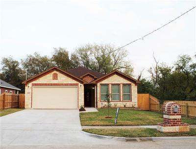 Dallas Single Family Home For Sale: 4044 Esmalda Street