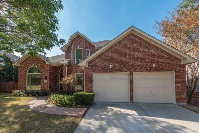 Flower Mound Single Family Home For Sale: 2717 Stone Creek Drive